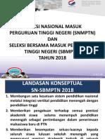 Sosialisasi-SNMPTN-2018
