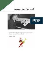 Canciones de Cri Cri
