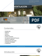 Presentacion Final proyecto ventilacion SLC - R. Monroy & N. Barraza