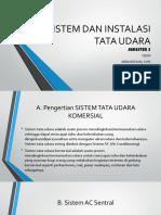 Sistem dan Instalasi Tata Udara XII.pptx