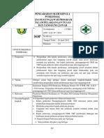 2.3.7 Ep 1 Sop Pengarahan Oleh Kapus, Pj Ukm, Pj Ukp Dalam Pelaksanaan Tugas Dan Tanggungjawab Neww