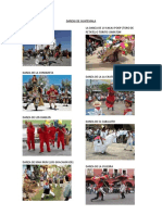 10 Danzas de Guatemala 5 Cantantes Guatemaltecos