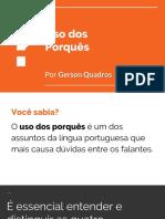 Uso Dos Porquês DPGW
