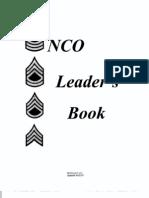 NCO Leader's Book
