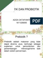 Prebiotik Dan Probiotik