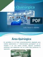 Area Quirúrgica