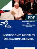 Boletín No. 3 JMJ Panamá 2019 - CEC (1)