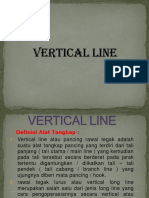 Vertical Line Dan Tonda