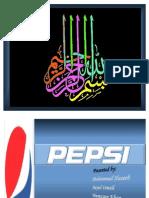 Pepsi Co Presentation