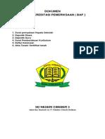 Kaper Dokumen Validasi Akreditasi 2017