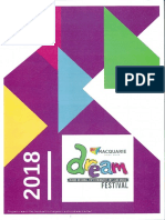 2018 DREAM Festival program