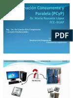 Introducción a la Programación Concurrente y Paralela