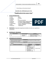 sesion ciencia seres vivos y sau clasificacion.docx