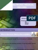 Electronic Medical Presentation)