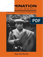 Roger Neil Rasnake - Domination and Cultural Resistance_ Authority and Power Among an Andean People (1988, Duke University Press Books)