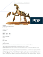 Space Dragon - Criaturas de Star Wars - Biblioteca Élfica