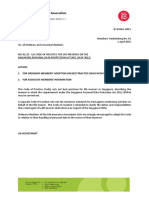MU6115 Code of Practice on PDPA
