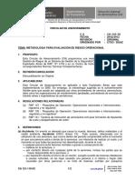 CA 121 110 03 Metodologia Evaluacion de Riesgo VFinal