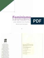 FEMINISMO TRANSMODERNO