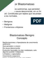 Blastomatosos Benignos Web