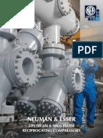 NEA U M Recip Compressors Pocket Brochure PR