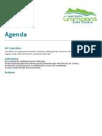 Halls Gap Village Centre Action Plan - Stage One