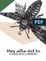 [Fanzine] Más Allá Del Tu. El Patriarcado en El Anarquismo. Enero 2018