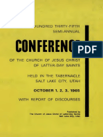 Conference Report 1965 s A