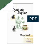 New Dynamic English Study Guide