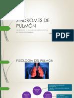 Sindromes de Pulmon MTC