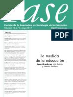 Sociologia de La Experiencia Escolar _dubet_unidad_5