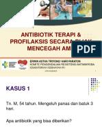 Antibiotik Terapi & Profilaksis_eat