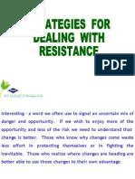 Resistance - Change