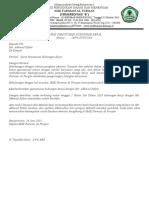Surat PHK