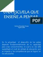 UNA ESCUELA QUE ENSEÑE A PENSAR.pdf