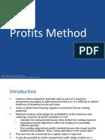 Profit Method Vlu