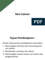 1.2 Rem Cakram