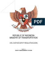 CASR 19 Amd 0 SAFETY MANAGEMENT    SYSTEM.pdf
