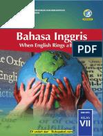 Buku Siswa Kelas VII Bahasa Inggris