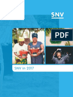 SNV in 2017