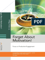Forget About Motivation