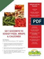 pizza application sheet