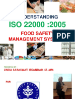 ISO 22000 training material