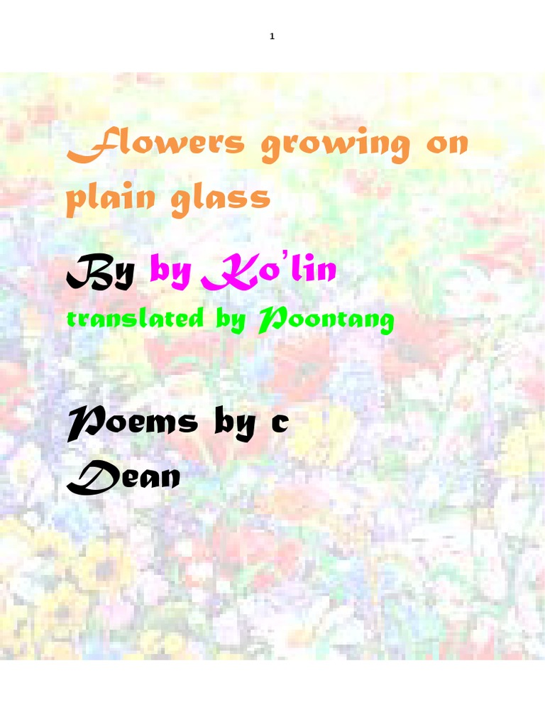 Poems About Flowers Growing New Best Image Flower Of 2018