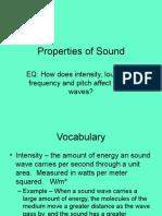 2 2 Properties of Sound