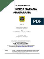 06. Program Kerja Sarpras