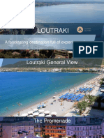 Amazing Loutraki Presentation