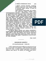 Pesti Frigyes - Zsigmond király fogságának ideje 1862.