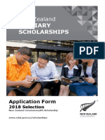 Tertiary Application Form 2018 Selection Commonwealth Final (1)