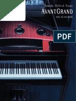 Avantgrand Catalog 2017 IT